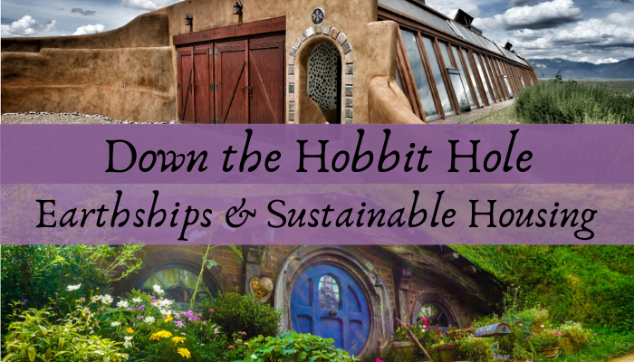 Earthships & Sustainable Housing