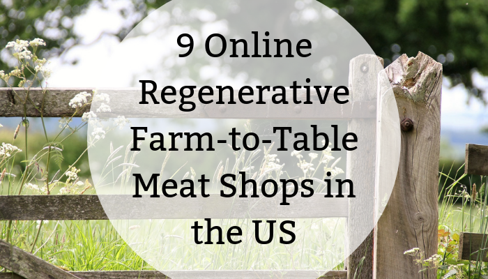9 Regenerative Online Farm-to-Table Meat Shops in the US