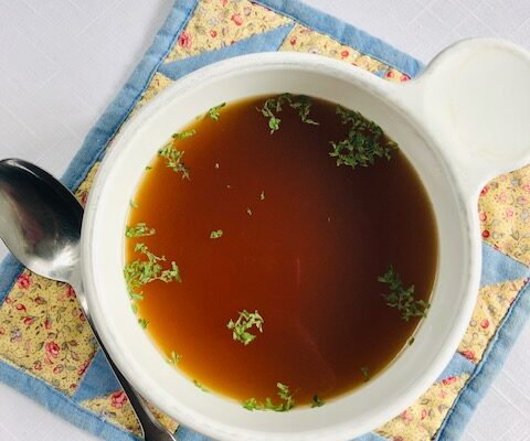 How to Make Bone Broth Low Waste